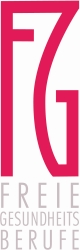 Das Logo des Dachverband für Freie Gesundheitsberufe e.V.