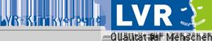 Das Logo vom Klinikverbund LVR Bedburg-Hau., Köln.