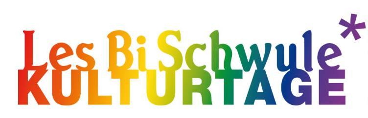 Das Logo der LesBiSchwule* Kulturtage.