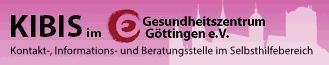 Das Logo von KIBIS im Gesundheitszentrum Göttingen e.V.