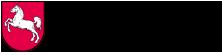 Das Logo des Land Niedersachsen Träger des Maßregelvollzugszentrum in Moringen.