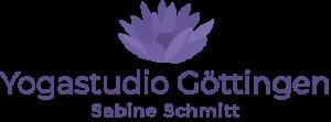 Das Logo von Yogastudio Göttingen Sabine Schmidt.