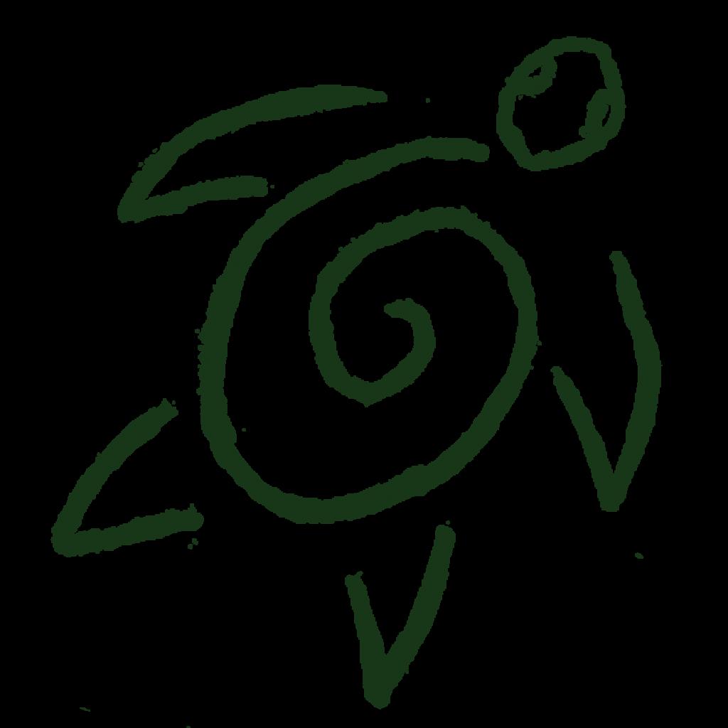 Logo ling gui Schildkröte